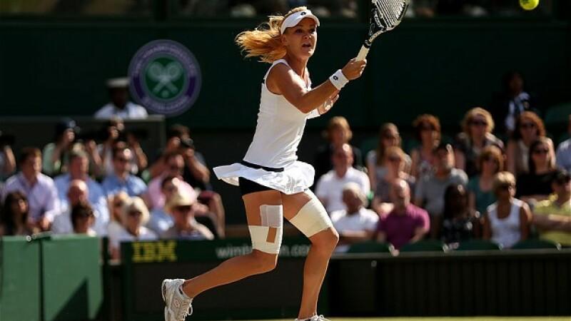 A patra jucatoare de tenis din lume, exclusa dintr-un grup catolic pentru ca a pozat nud