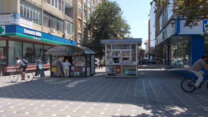 chioscuri, centru Timisoara