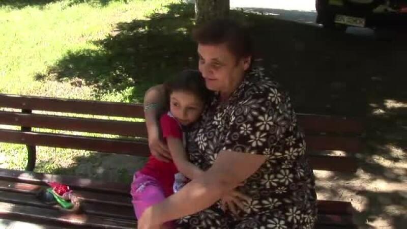 Felipa si bunica ei