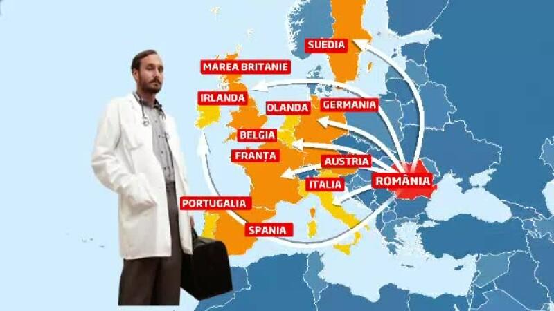 grafica medici Europa