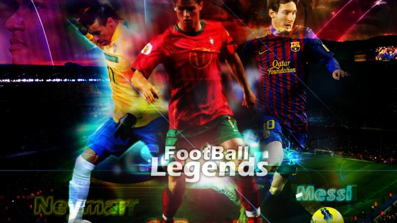 Neymar Messi Cristiano Ronaldo
