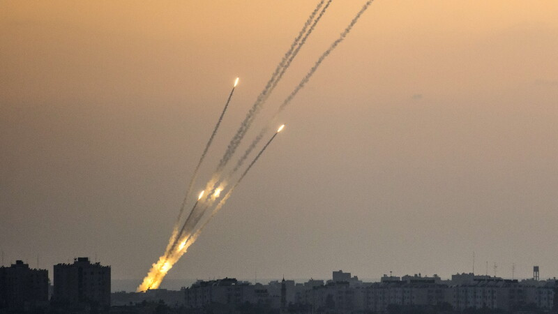 Razboi intre Israel si Fasia Gaza