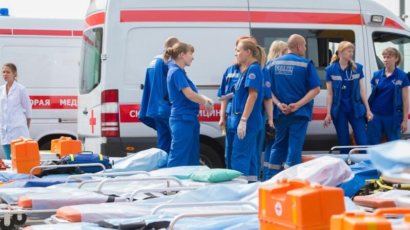 Doua persoane arestate dupa cel mai grav accident inregistrat la metroul din Moscova. Printre victime se afla si un moldovean