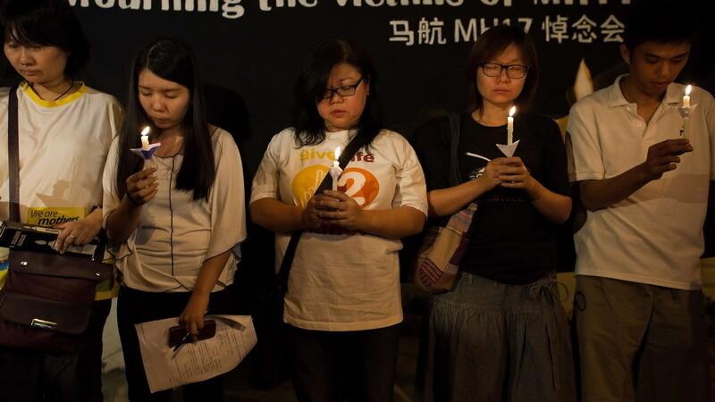 Malaysia MH17 - 1
