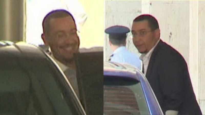 Victor Ponta - before/ after