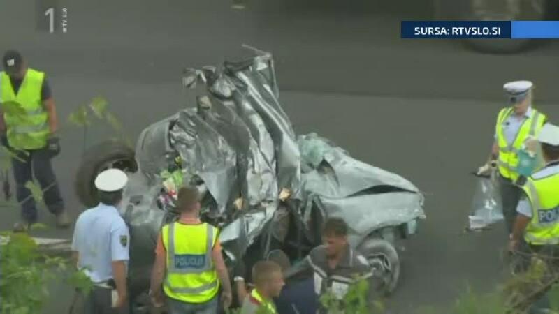 Accident in Slovenia - STIRI