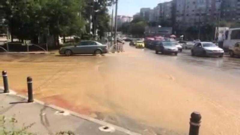 inundatie Bucuresti zona TIneretului