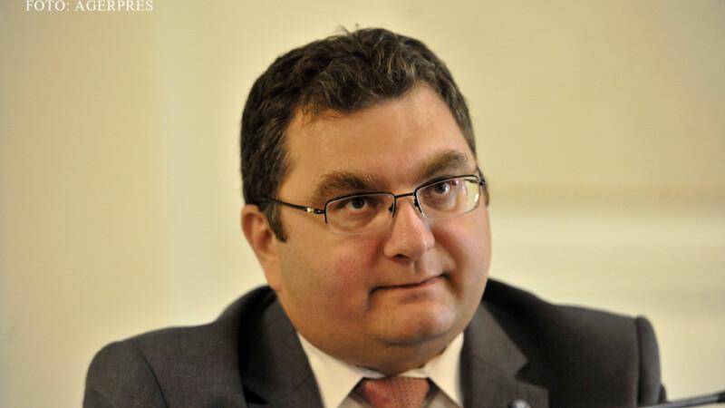 Iulian Matache, secretar de stat in Ministerul Transporturilor