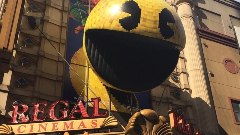 Pac-Man - FACEBOOK