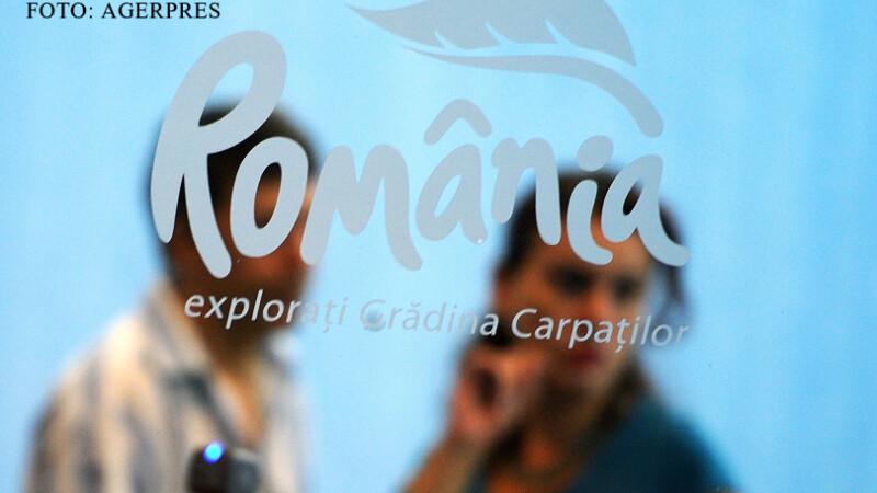 Brandul si logoul turistic al Romaniei FOTO AGERPRES