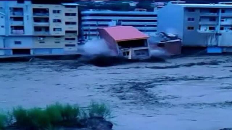 Inundatii in Iran - STIRI