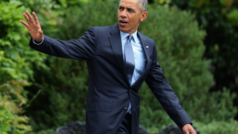 Barack Obama - GETTY