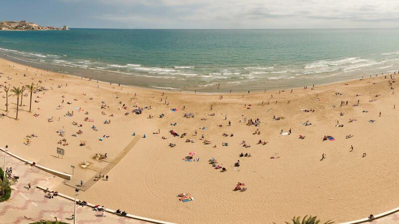 Valencia, plaja