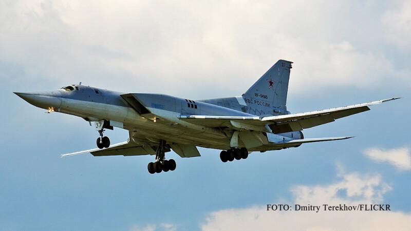 bombardier rusesc Tu22-M3 FOTO: FLICKR