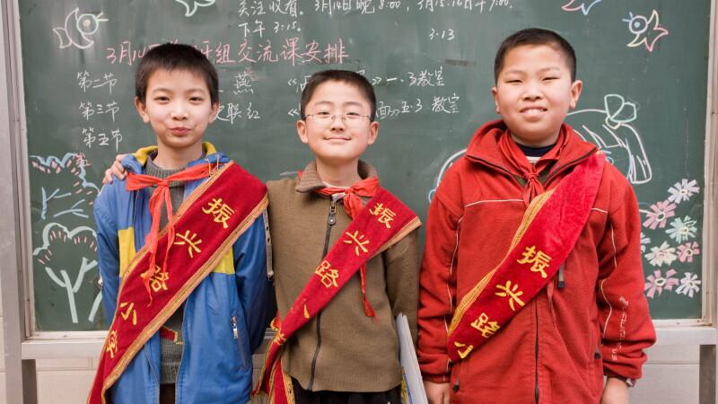 China anunta oficial ca renunta la politica \