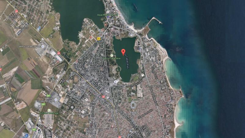 Google Maps Mamaia