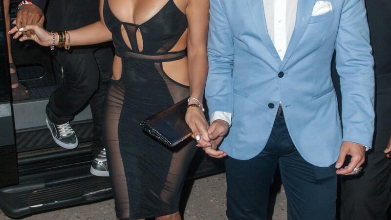 Jennifer Lopez, petrecere