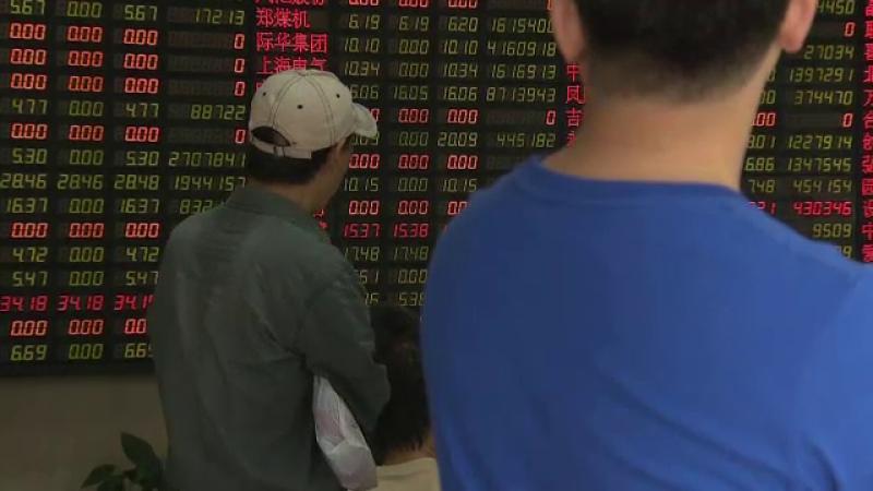 Bursele din China se prabusesc din nou si starnesc panica in intreaga lume. Toti privesc acum catre Guvernul de la Beijing