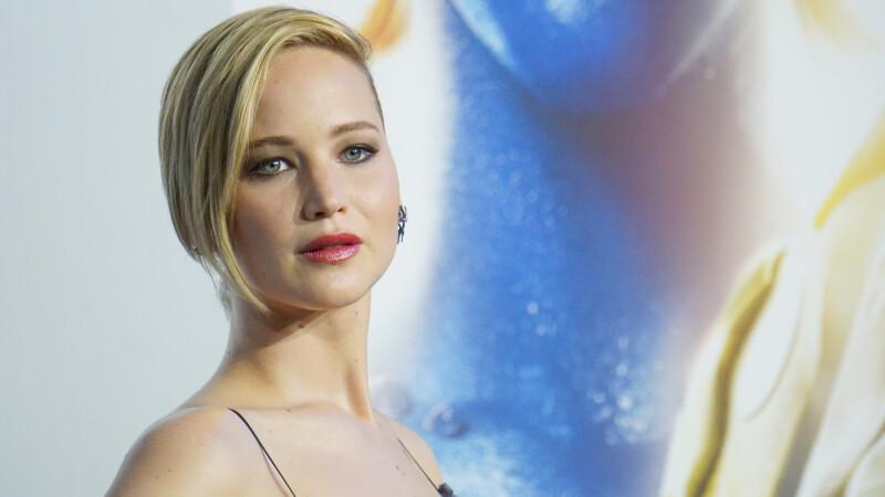 Jennifer Lawrence, Getty