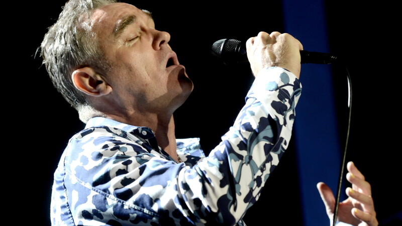 Morrissey - GETTY