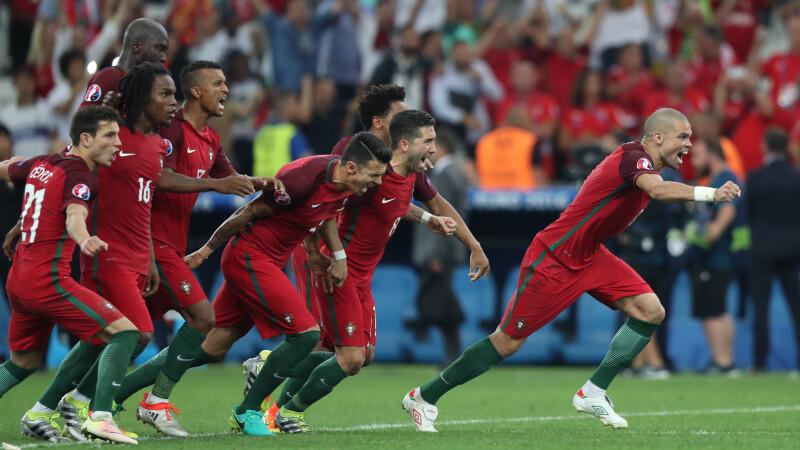 Portugalia, Polonia, UEFA EURO 2016 - agerpres