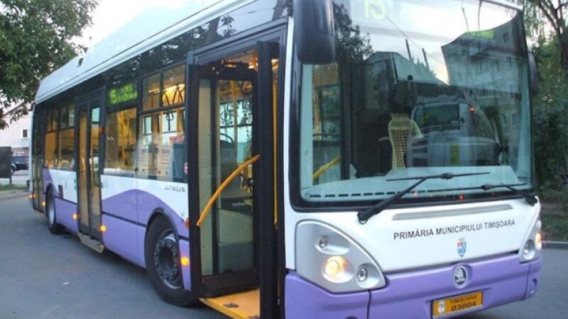 transport public Timisoara