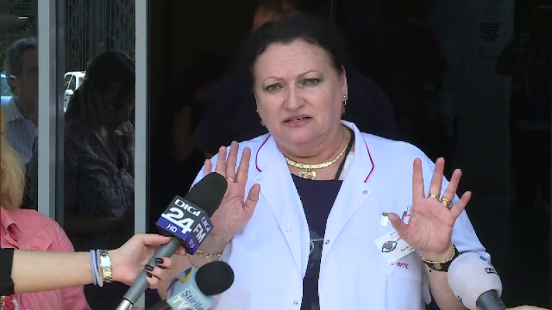 Noi probleme pentru medicul Monica Pop. Au aparut inca 2 contracte semnate cu firme private, fara a fi organizate licitatii