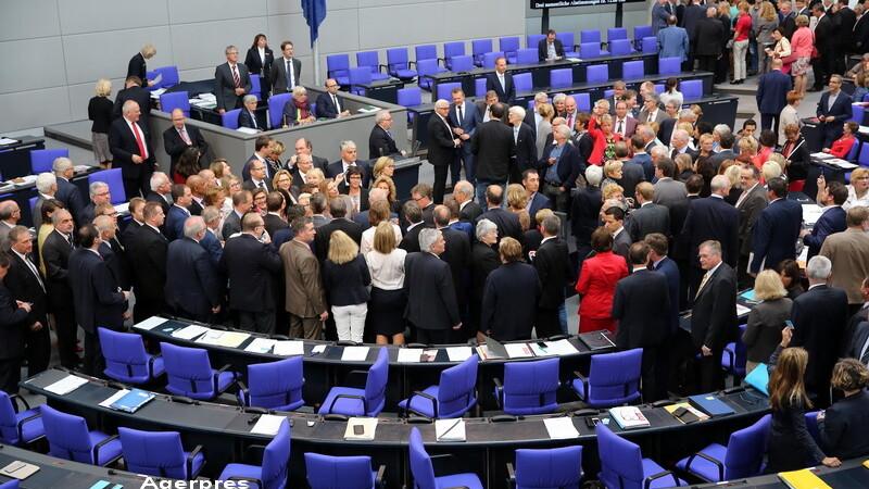 Bundestag - agerpres
