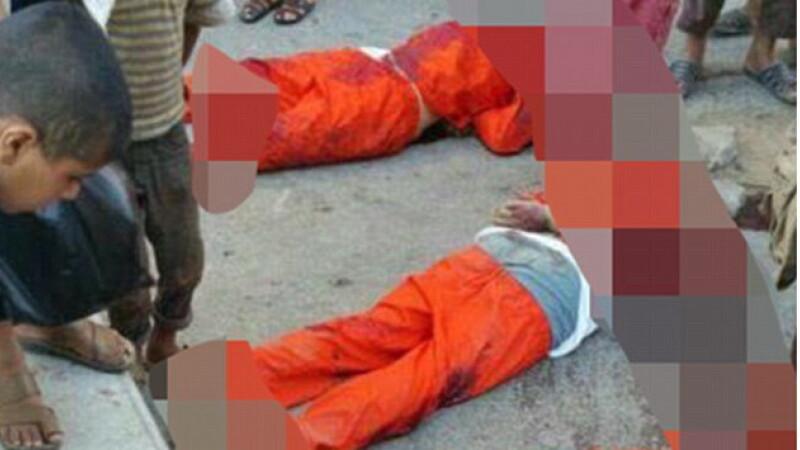 fotbalisti executati de ISIS