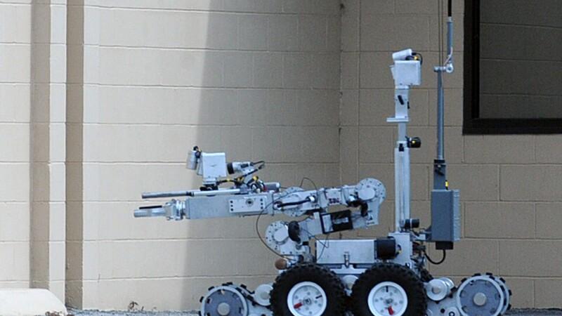 robot Dallas - Agerpres