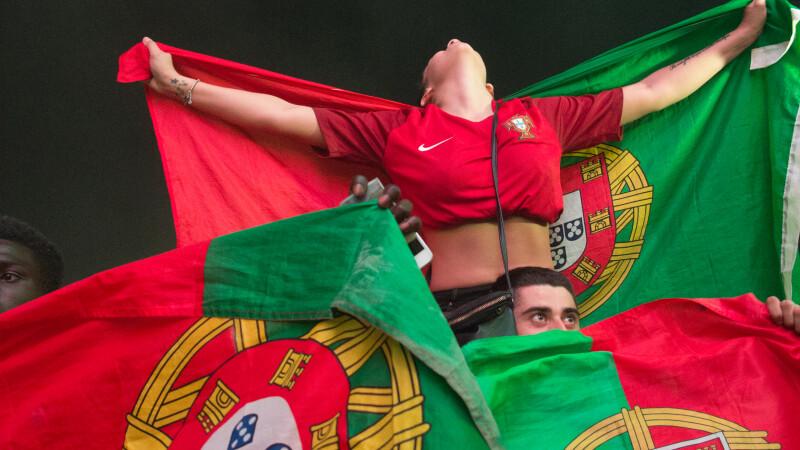 bucurie Portugalia