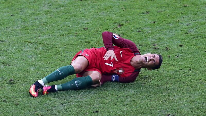 Cristiano Ronaldo, Portugalia, UEFA EURO 2016