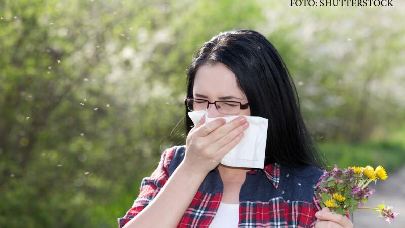 Vitamina care ne apara de alergii. 90% dintre romani sufera de carenta fara sa stie