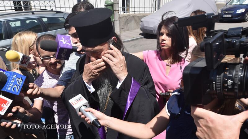 Arhiepiscopul Tomisului, Teodosie Petrescu