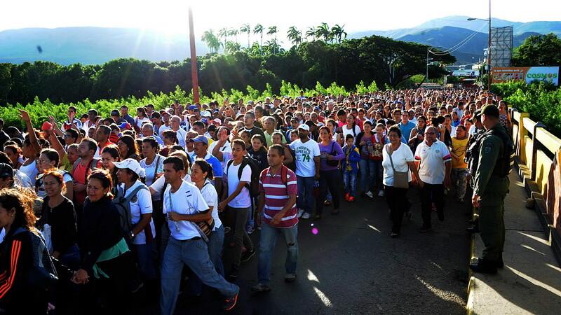 venezuela - criza - agerpres