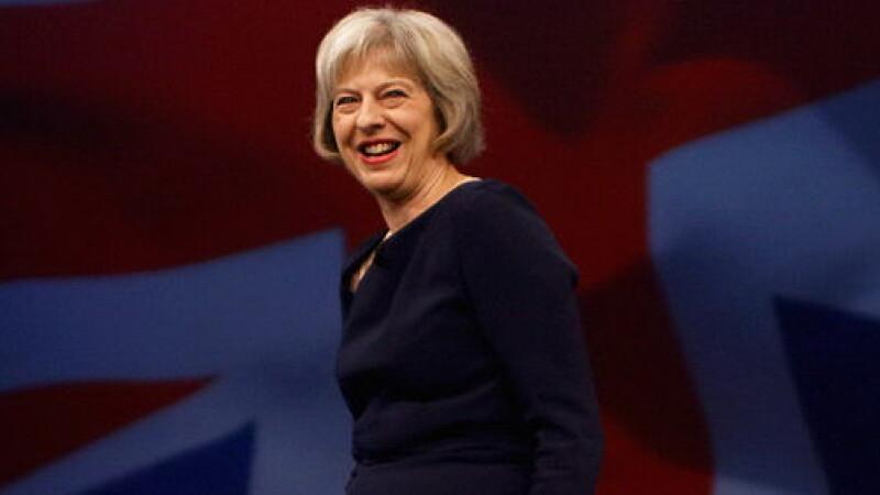 Theresa May - Getty