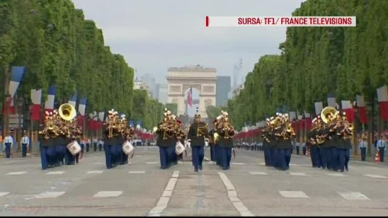 Parada Franta