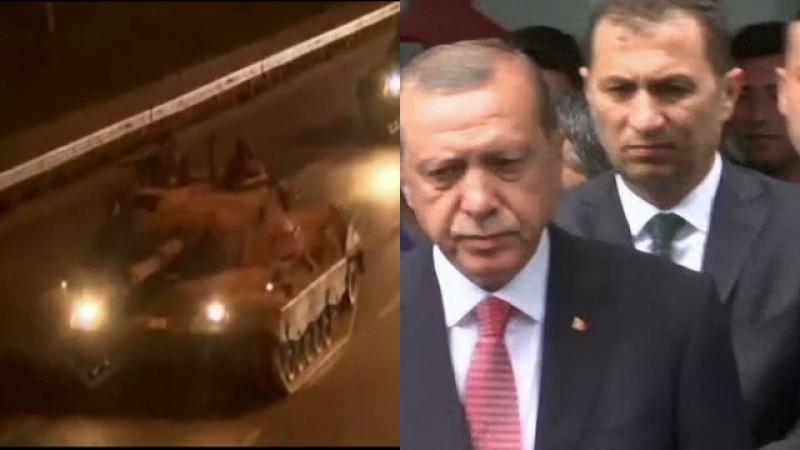 revolta in Turcia