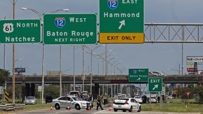 atac armat in Baton Rouge