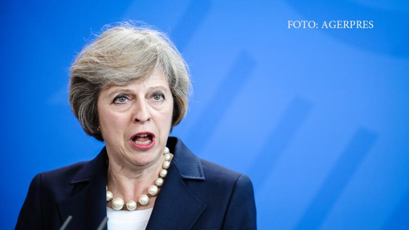 Brexit cu scantei, la Londra. Lovitura neasteptata pentru Theresa May, la 2 zile dupa ce a anuntat ruperea totala de UE
