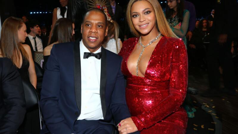 Jay Z si Beyonce la premiile Grammy
