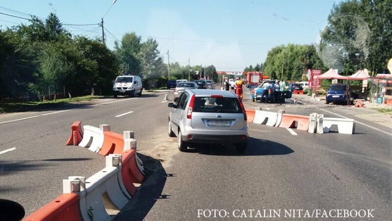 accident Ciolpani