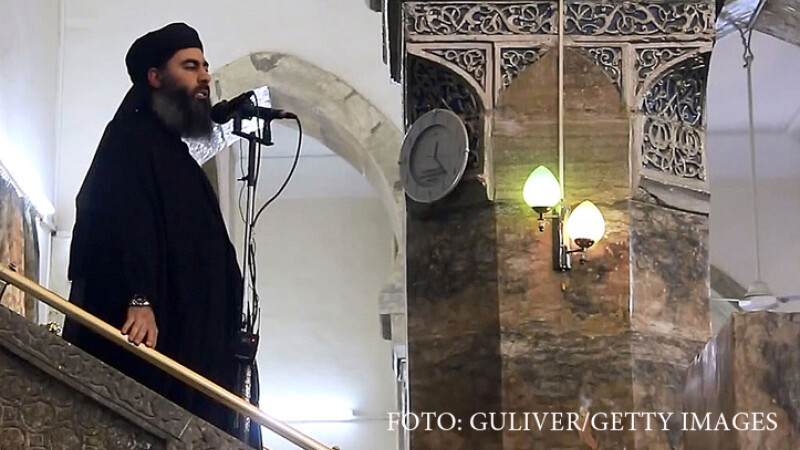 AL-BAGHDADI predicand in Mosul