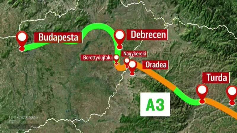 Ungaria a inceput constructia autostrazii spre Romania, care se opreste insa la granita. Ce se intampla intre timp cu A3