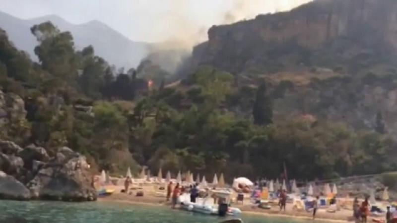 incendii Sicilia