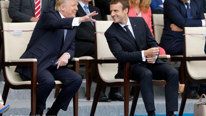 Trump_Macron