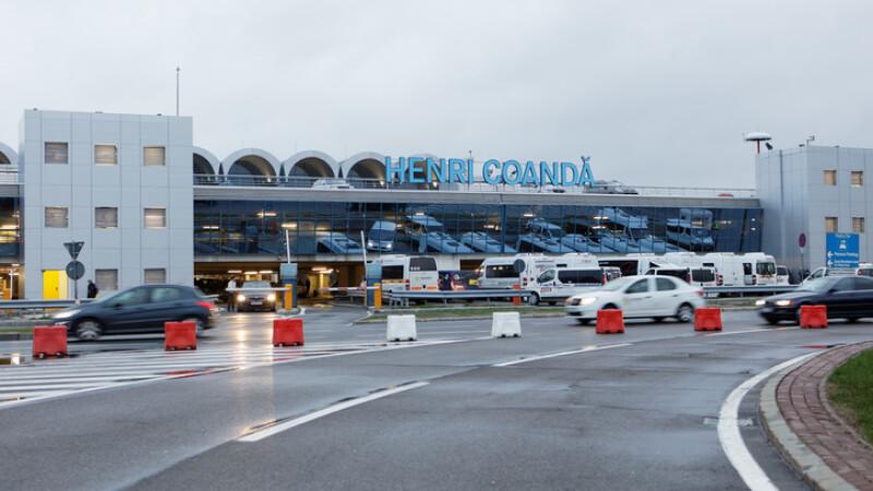 Comisar-şef de la Crimă Organizată, acuzat de furt pe aeroportul Otopeni