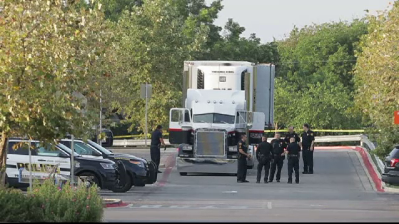 texas, camion, morti, migranti