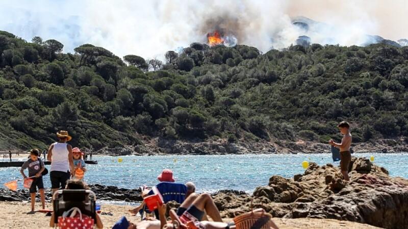 franta incendii vegetatie evacuari
