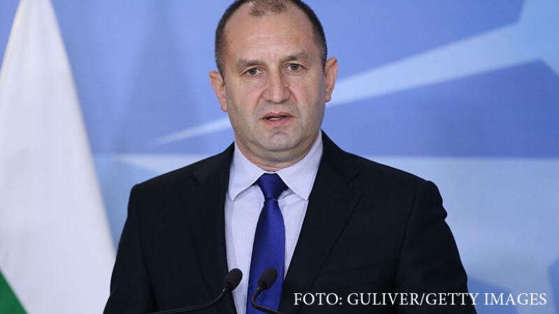 Preşedintele Bulgariei a respins legea anticorupţie, la o zi după ce țara a preluat peședinția UE